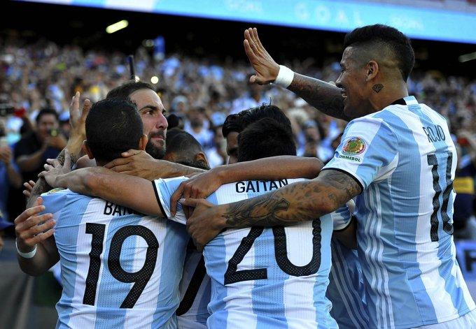 La selección argentina es una firme candidata para quedarse con la Copa América.