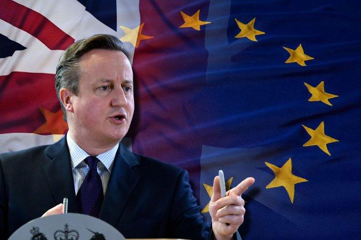 El primer ministro David Cameron considera que el Reino Unido se enfrenta a una elección existencial.