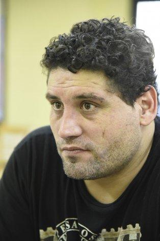 Eduardo Echeveste es integrante de la comisión del TyPAC y también participó del certamen.