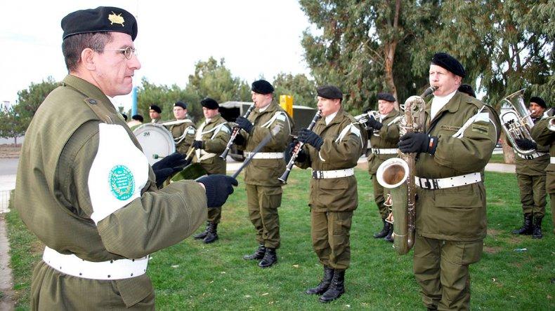 Las actividades por el 20 de Junio se centralizarán en el Comando con la jura a la bandera de los soldados.