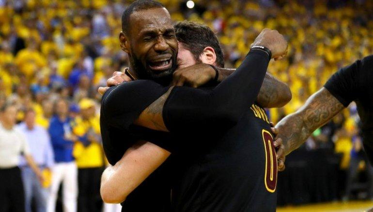 Cleveland Cavaliers dio vuelta la serie y se consagraron campeones de la NBA