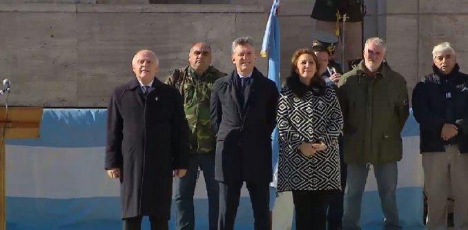 Macri, desde Rosario: nos falta mucho, pero estamos en el camino correcto