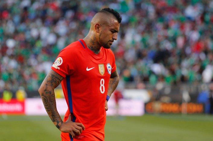 Chile espera no extrañar mañana la ausencia de Arturo Vidal.