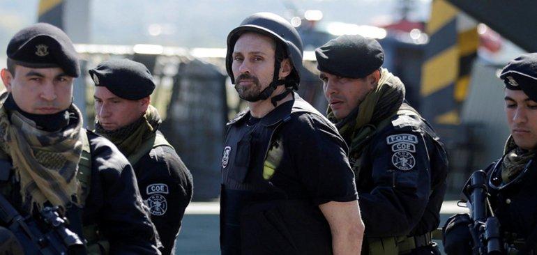 El arrestado en la Triple Frontera