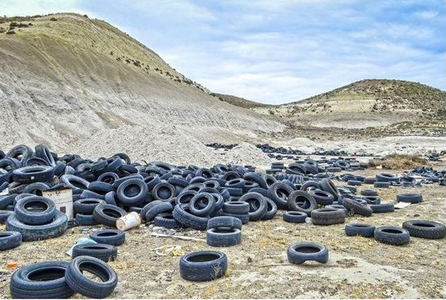 Reciclado y disposición final de neumáticos