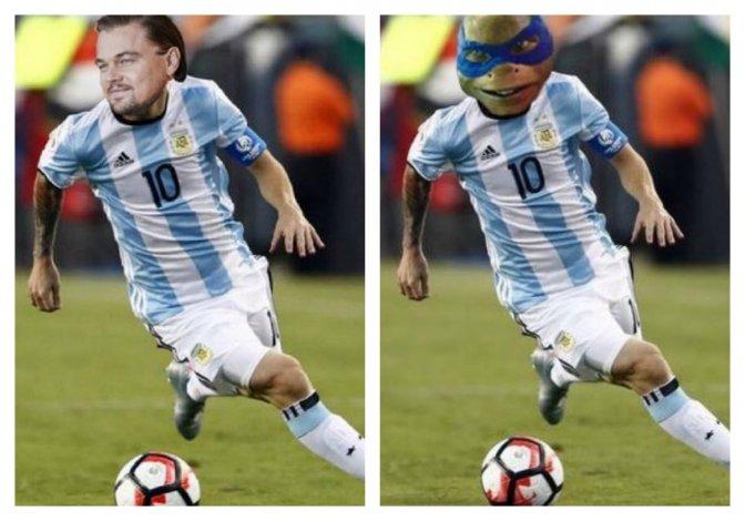 Un medio estadounidense rebautizó a Messi y explotaron los memes