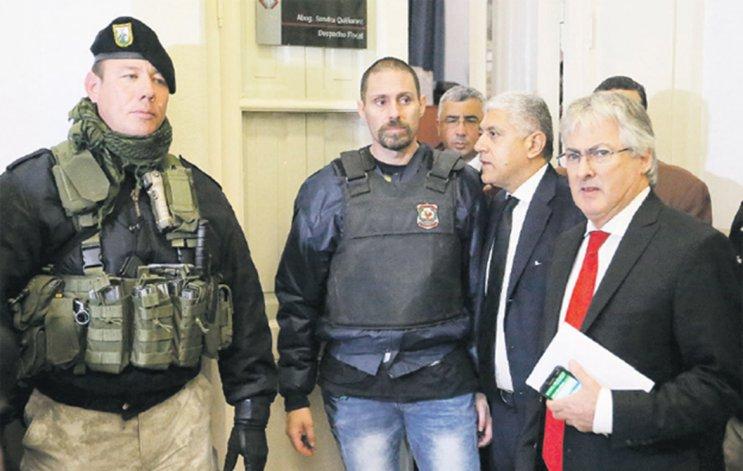 Pérez Corradi declaró que le pagó a Interpol para que no lo detuvieran