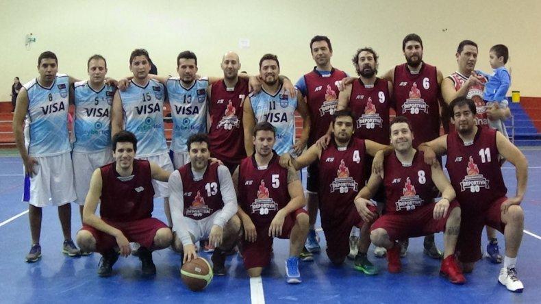 Parte de los 13 equipos que participan en el campeonato.