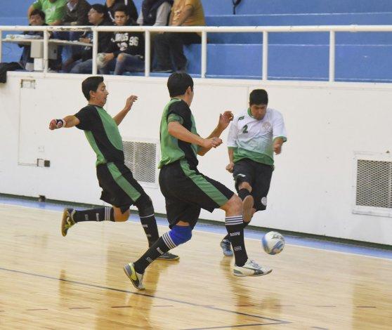 Malandras FC y Electromecánica Sur/El Chispazo empataron 1-1 por el segundo cruce de ida de la categoría A1.