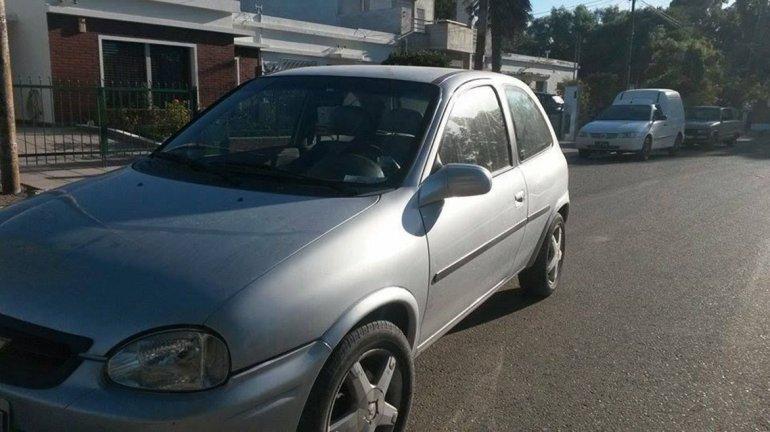 El vehículo que le robaron a Gonzalo todavía no apareció.