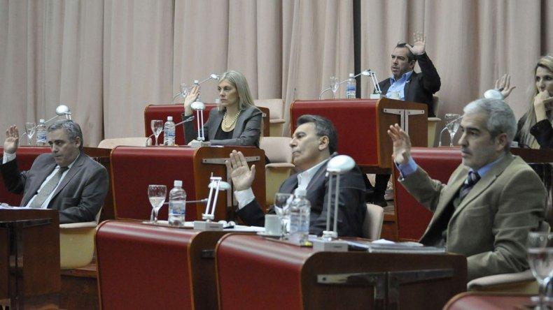 La Legislatura aprobó por unanimidad el nuevo sistema de designación de jueces del Superior Tribunal de Justicia.