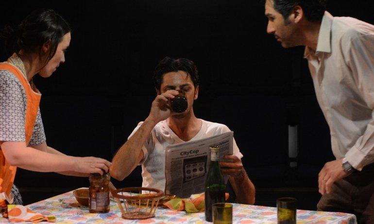 Imagen al Viento da inicio a una semana artística en Rada Tilly