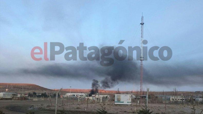 Foto: Enviada víawhatsapp a El Patagónico.