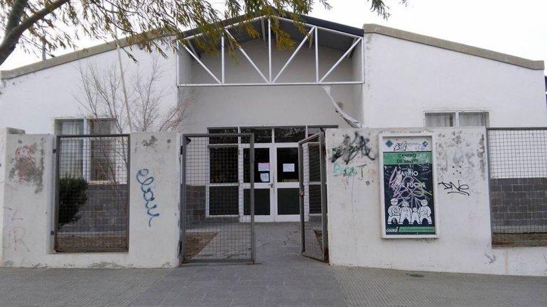 En el Centro de Salud del Fuchs evalúan trasladar los consultorios a otros periféricos