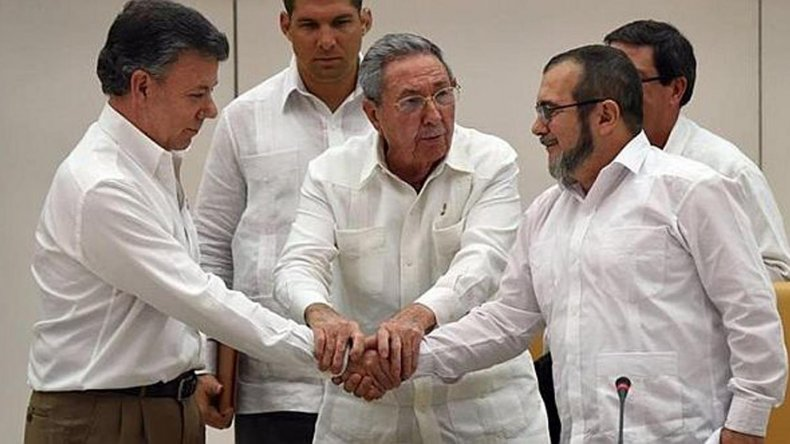 Histórico acuerdo por la paz en Colombia será anunciado hoy en La Habana.