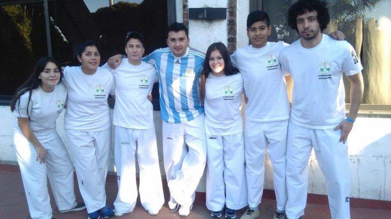 Taekwondistas de Comodoro Rivadavia participaron con gran éxito en el Panamericano de Buenos Aires.