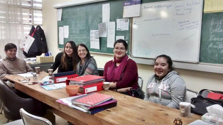 Estudiantes del Colegio Universitario Patagónico produjeron micros radiales sobre textos literarios y serán reproducidos en Radio Universidad.