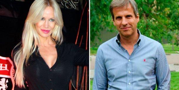 Luciana Salazar se cansó de los rumores y aclaró cómo está su relación con Martín Redrado
