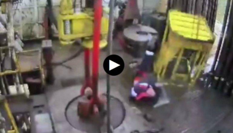 Trágico accidente en yacimiento conmueve al mundo petrolero