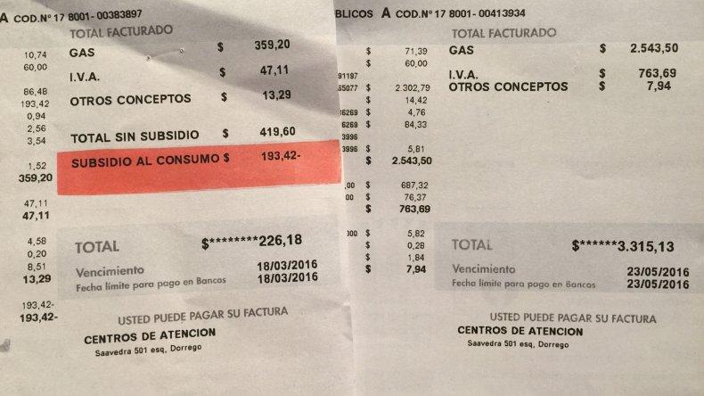 El tarifazo en Chubut  continúa sin aplicarse