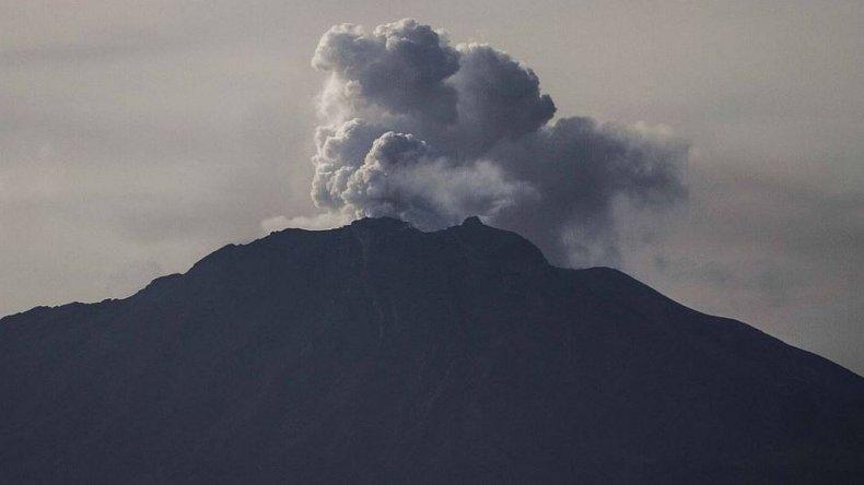 Rige el alerta amarilla para el volcán Calbuco