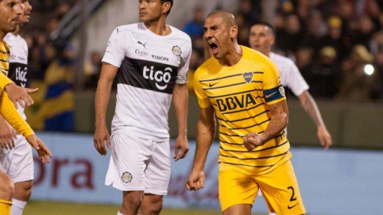 Boca venció a Olimpia en su primera prueba de pretemporada