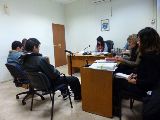Diez días de preventiva a los dos detenidos por el asalto en San Cayetano