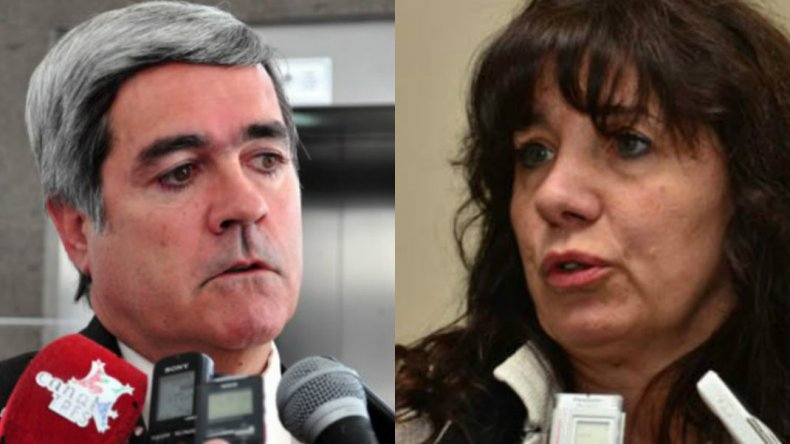 Dufour deberá aclarar en la Justicia su denuncia de funcionarios adictos