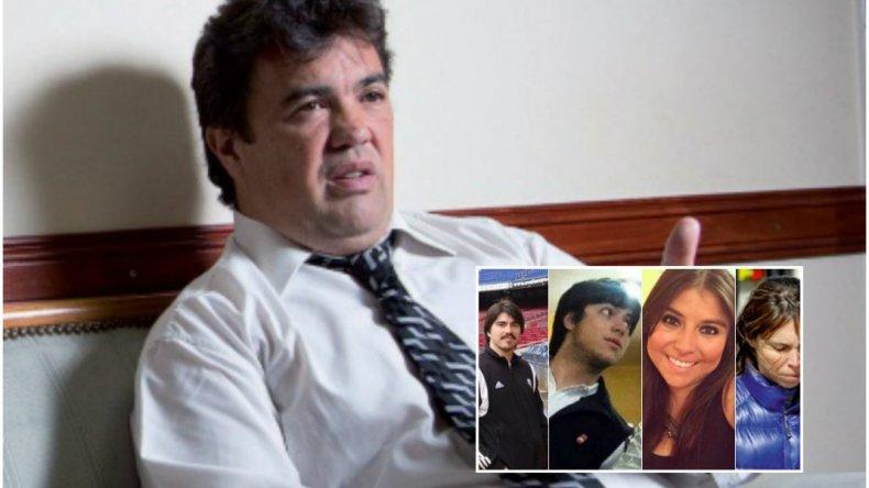 Marijuán aseguró que se esclareció la operatoria  y apuntó contra los hijos de Báez