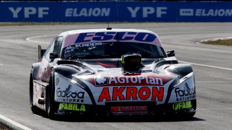 Guillermo Ortelli dominó la primera clasificación del Turismo Carretera.