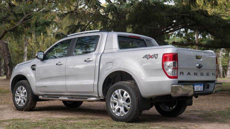 La nueva Ford Ranger 3.2L trae tecnología y potencia
