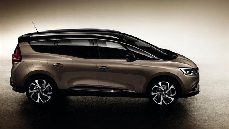 Este es el nuevo Renault Grand Scenic