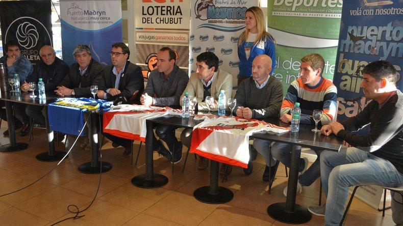 El anuncio se realizó con una conferencia de prensa.