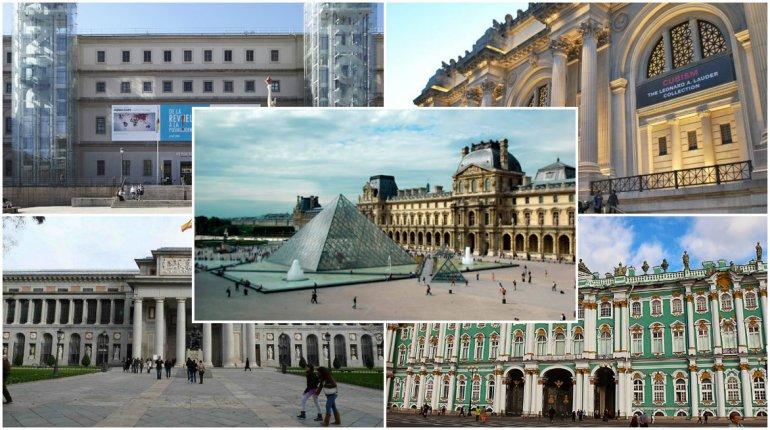 TOP 5 Museos más importantes del mundo