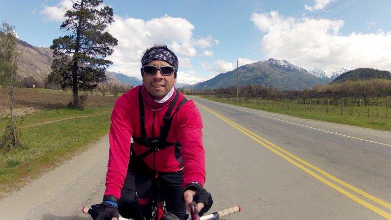 Sergio Santa Cruz (34) Técnico en Sistemas de Información Geográfica y Teledetección comodorense.