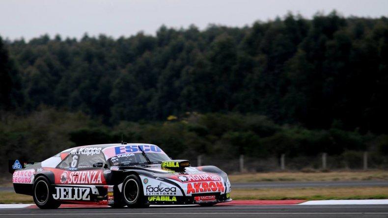 Guillermo Ortelli largará en primer lugar en una de las series que el TC llevará a cabo hoy en el autódromo de Concepción del Uruguay.