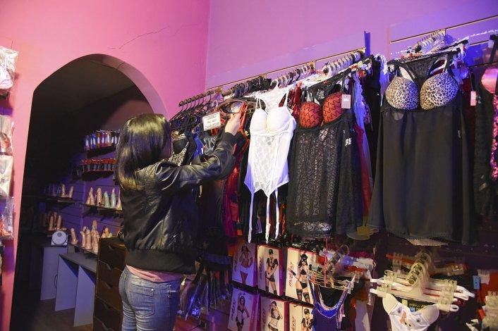 En los sexshop bajaron las ventas un 30%