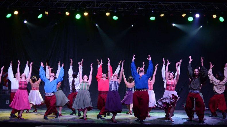 El ballet de jóvenes de El Camaruco se presentará mañana en la XXXIII edición del Festival de las Culturas del Mundo de Voiron que se realizará en Francia.