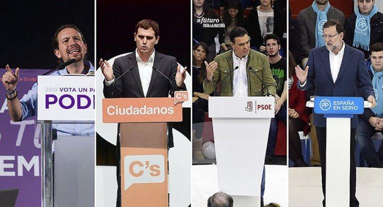 España vota bajo el efecto Brexit