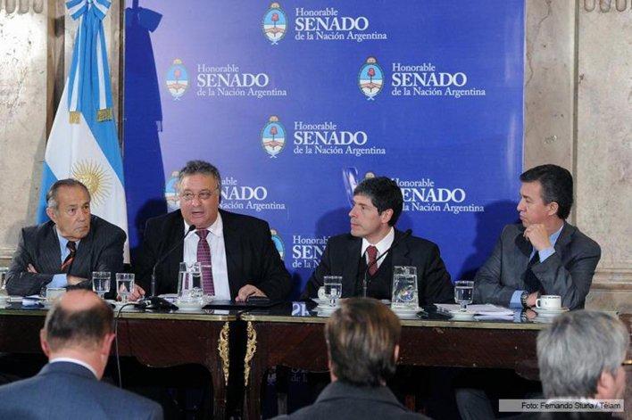 Cuatro comisiones del Senado apoyaron que el proyecto sea tratado en el recinto.