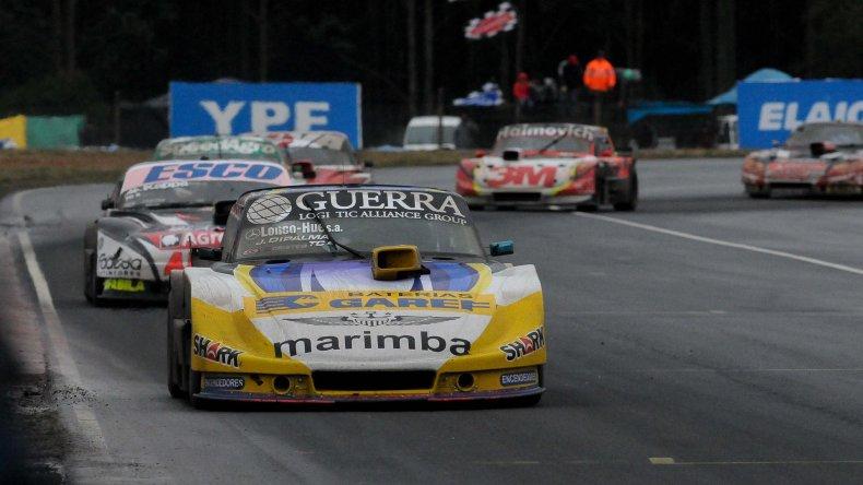 Luis José Di Palma volvió a ganar en el Turismo Carretera como lo había hecho hace siete meses en Comodoro Rivadavia.