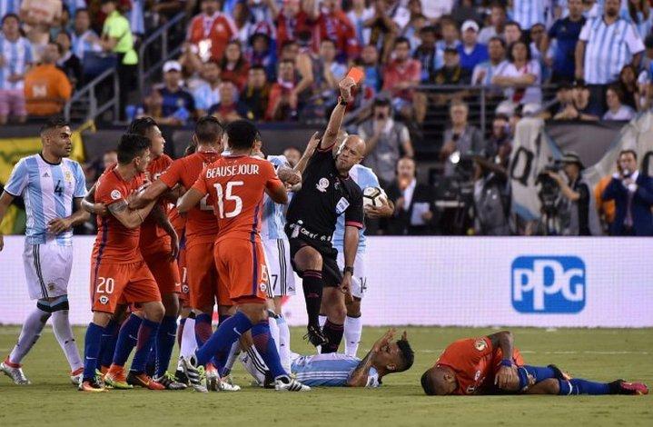 Así fue la final de la Copa América Centenario