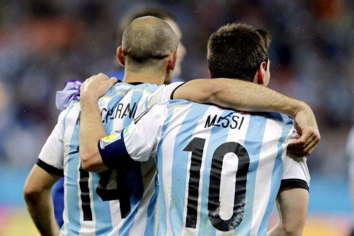 El equipo ideal de la Copa América Centenario