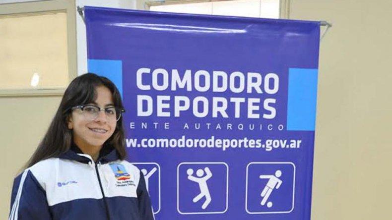 Moira Miranda concentrará con el equipo argentino de triatlón con miras al Panamericano que se realizará en Estados Unidos.
