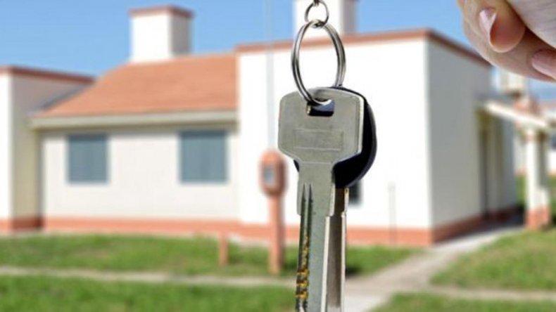 El Banco Nación ofrece nuevos créditos hipotecarios.