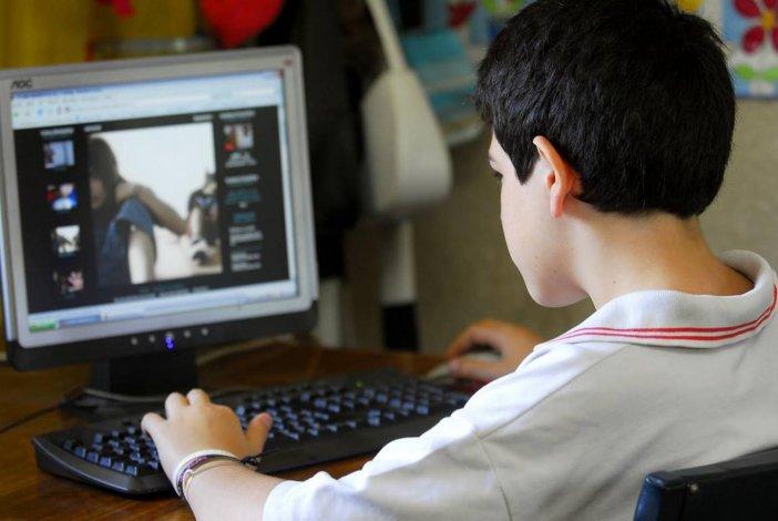 Unicef brindó datos sobre la relación entre niños y tecnología.