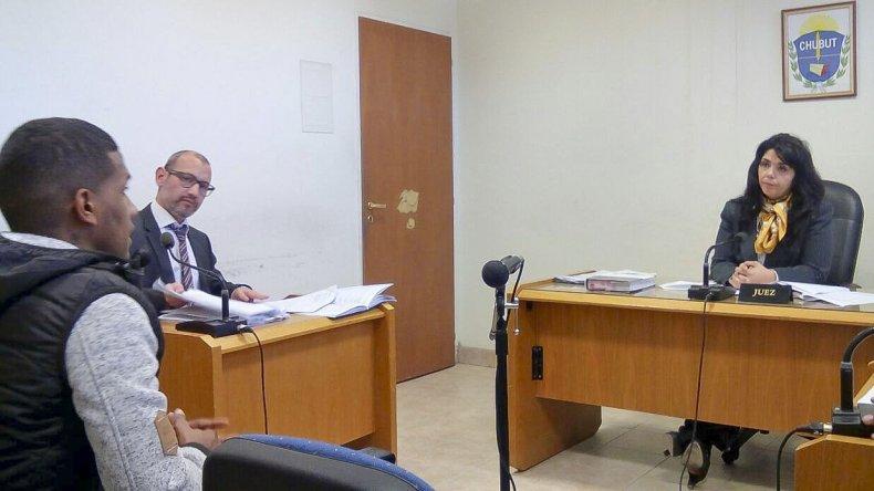 Joel Antonio Rodríguez fue imputado por robo agravado y amenazas. Le dictaron tres meses de prisión