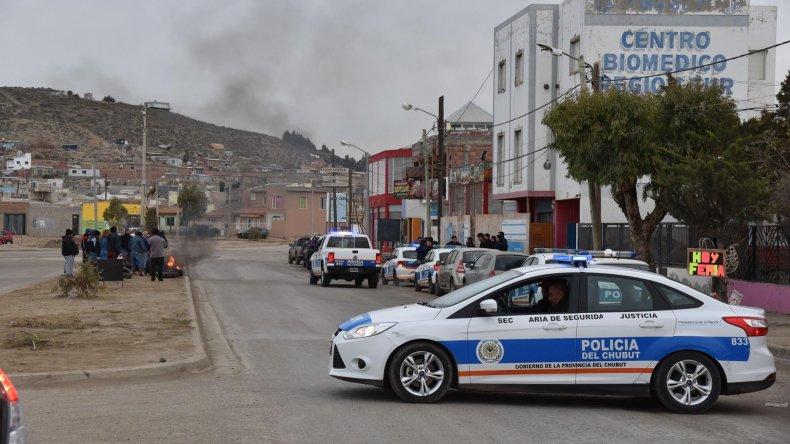 El miércoles fue baleado un integrante de la lista disidente a la conducción del gremio y se montó un piquete frente a la sede del sindicato.