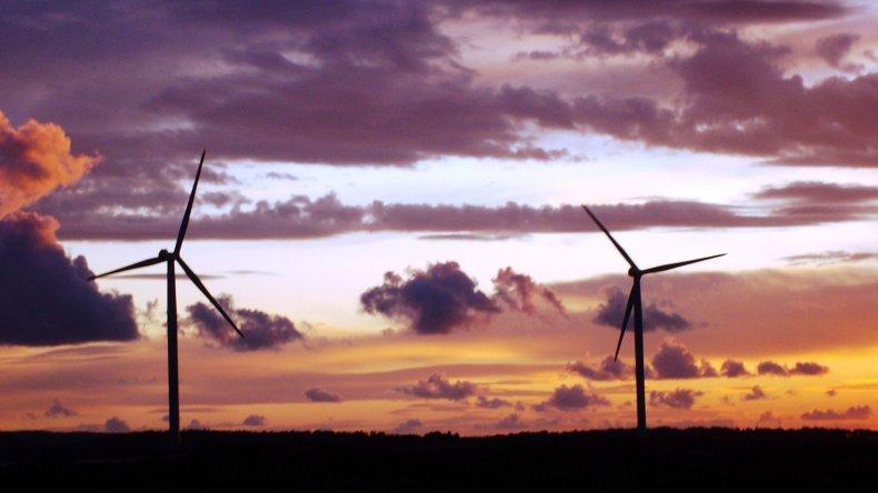 El parque eólico contempla una inversión de 200 millones de dólares en dos etapas.