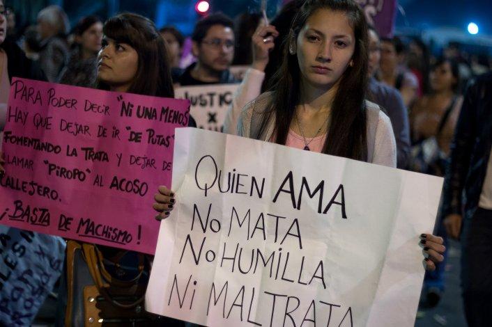 Chubut no registró ningún caso de femicidio durante el 2015